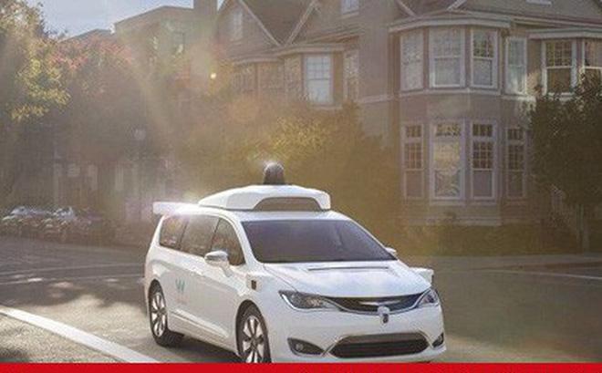 Google công bố bước ngoặt lịch sử của xe tự lái