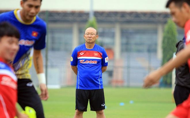 HLV Park Hang Seo đã định hình một số vị trí ở tuyển Việt Nam