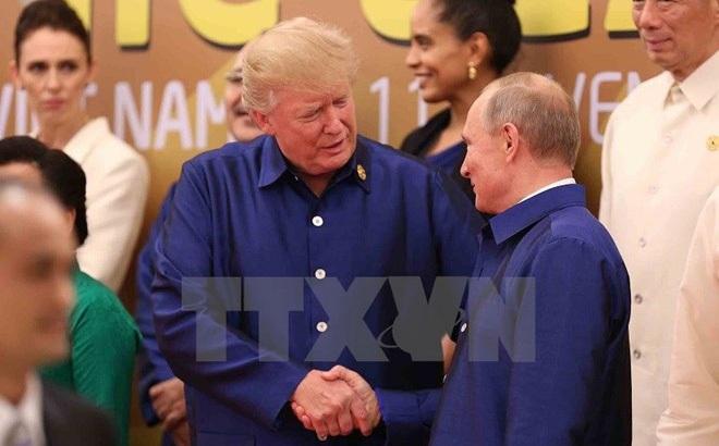 Tổng thống Nga, Hoa Kỳ tiết lộ nội dung cuộc trao đổi ở hội nghị APEC
