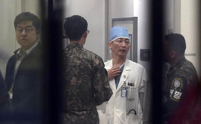 Lính Triều Tiên đào tẩu bị bắn ở biên giới