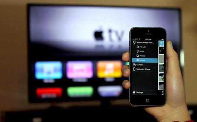 Những cách đơn giản giúp bạn kết nối iPhone với tivi