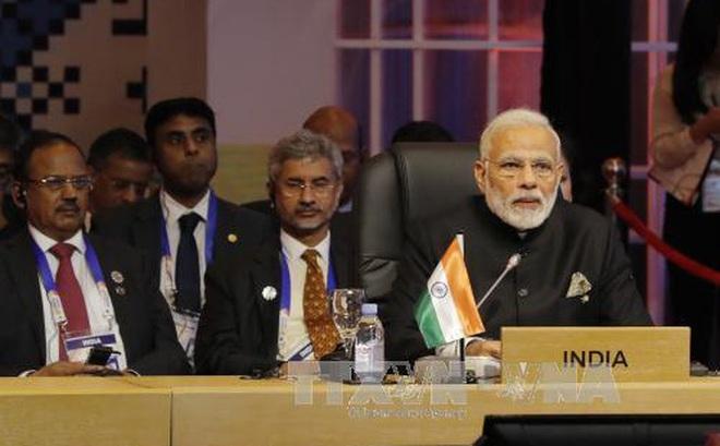 Ấn Độ ủng hộ cấu trúc an ninh dựa trên luật lệ ở Ấn Độ Dương - Thái Bình Dương