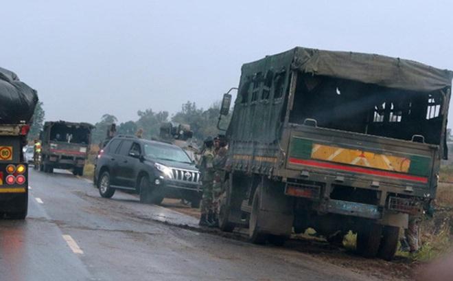 Bất ngờ với lý do động binh của quân đội Zimbabwe