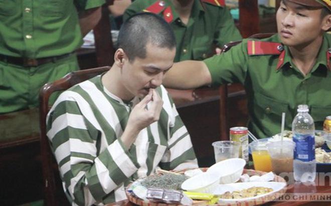 Chùm ảnh: Bữa ăn cuối cùng của tử tù Nguyễn Hải Dương
