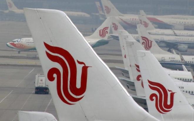 Hàng không Trung Quốc bất ngờ dừng tuyến bay Bắc Kinh - Bình Nhưỡng