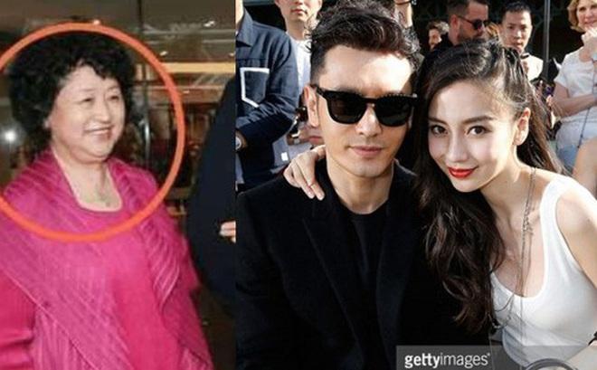 Không phải Angela Baby, đây mới là người phụ nữ quyền lực quản lý toàn bộ tài chính của Huỳnh Hiểu Minh