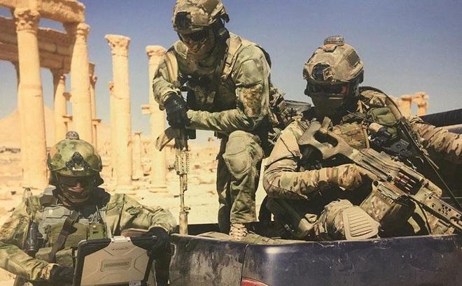 Đặc nhiệm Nga ở Syria, họ đã chiến đấu thế nào?
