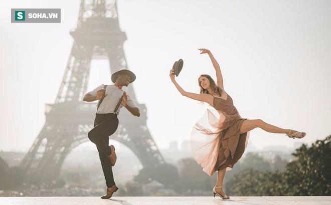 Nhiếp ảnh gia Việt Nam tới Paris, mất hơn một năm để thực hiện bộ ảnh ai xem cũng xúc động