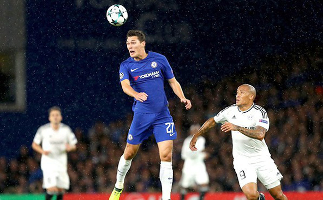 Andreas Christensen: Đã lộ diện Terry mới ở Stamford Bridge