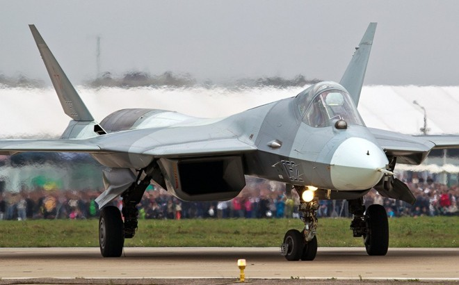 Trang sử mới của siêu tiêm kích tàng hình Sukhoi Su-57: Chính thức hóa rồng