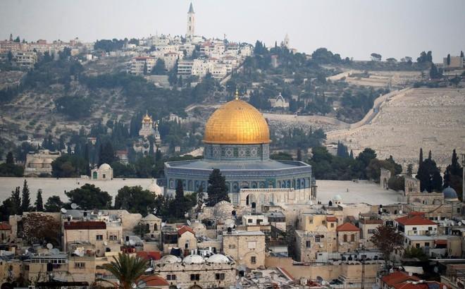 Tổng thống Trump đảo ngược thế trận lịch sử Mỹ - Jerusalem