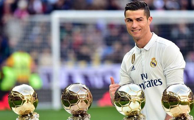 Ronaldo: 'Tôi muốn có 7 đứa con'