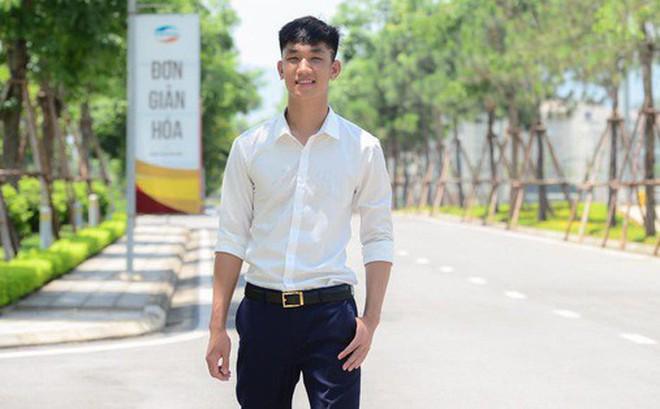 """""""Hot boy"""" Trọng Đại bất ngờ được triệu tập lên U23 Việt Nam"""