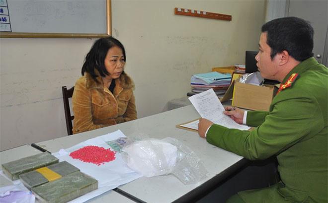 Phát hiện vụ vận chuyển số lượng lớn ma túy với