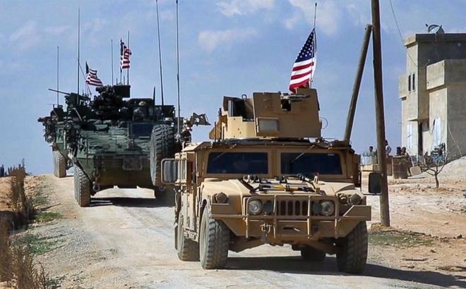 """Mỹ """"cướp"""" chiến thắng của Nga tại Syria?"""