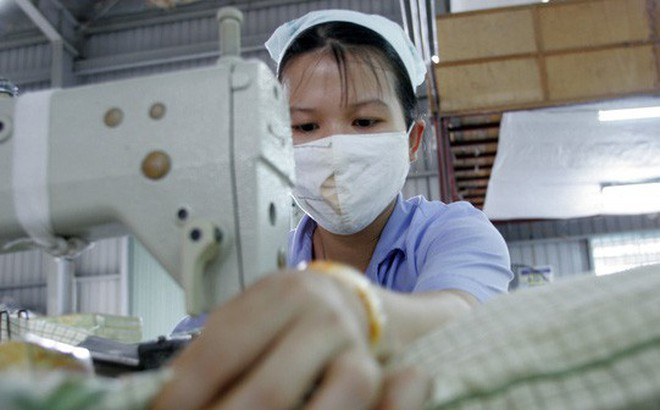 Lao động công nghiệp chế biến, chế tạo Việt Nam dễ mất việc nhất vì 4.0