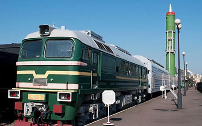 Nga bất ngờ dừng 'đoàn tàu tử thần' Barguzin