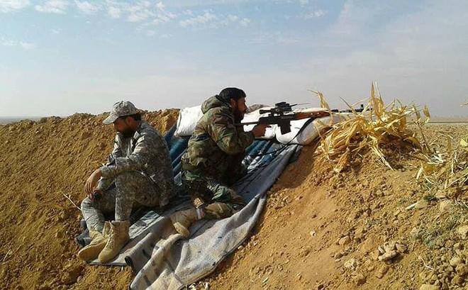 Thua đau, quân đội Syria tấn công phục thù vào thị trấn then chốt ở Hama