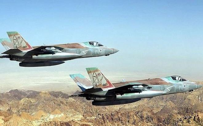 Israel thành quốc gia đầu tiên sau Mỹ đưa tiêm kích F-35 vào sử dụng