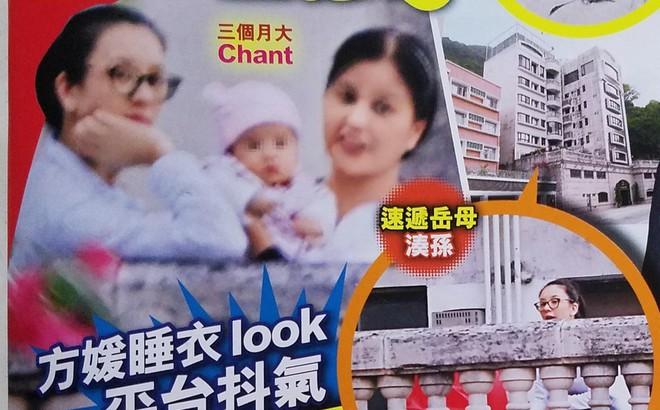 Lần đầu lộ diện hình ảnh hiếm hoi của con gái Thiên vương Quách Phú Thành