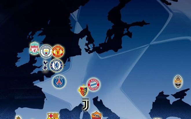 Bóng đá Anh lập kỉ lục Champions League: Thời cuộc xoay vần