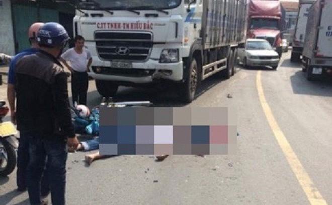 Lao sang làn đường ngược chiều, nam thanh niên chết thảm, người đi cùng bị thương nặng