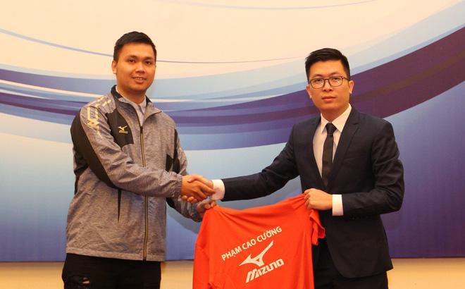 """""""Truyền nhân"""" của Tiến Minh nhận tài trợ chuyên biệt, quyết giành vé Olympic 2020"""