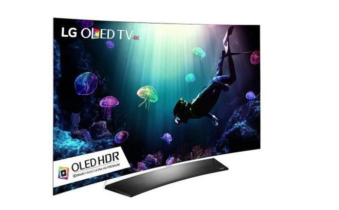 """Những mẫu TV OLED 4K giá chỉ bằng TV LCD """"cháy hàng"""" dịp cuối năm"""