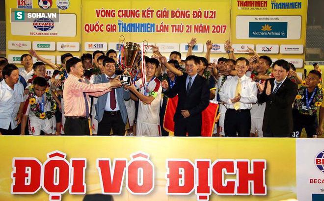 Đại thắng Viettel, HAGL vô địch lần đầu tiên đầy ngọt ngào