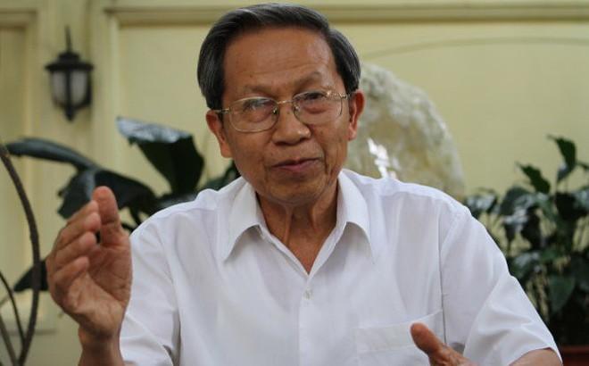 """Tướng Cương: Khởi tố, bắt tạm giam ông Đinh La Thăng thể hiện """"không có vùng cấm trong Đảng"""""""