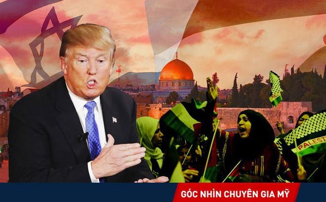 """Vai trò đặc biệt của Jerusalem trên chính trường Mỹ: Tại sao ông Trump """"dám nói dám làm""""?"""