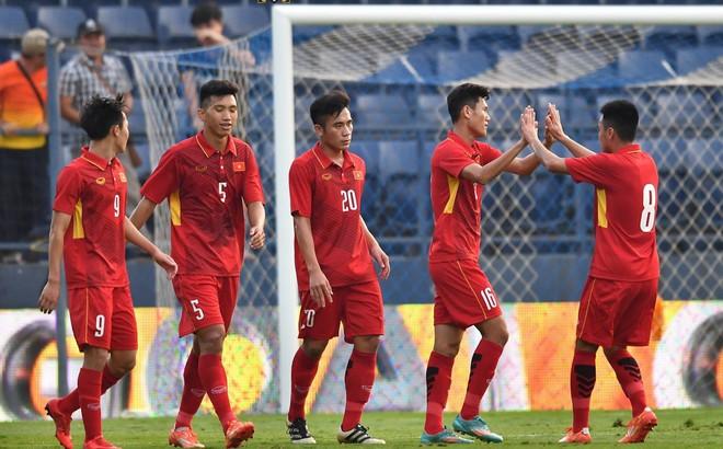 [Công Phượng 'xuất thần' U23 Việt Nam 'đại thắng' 4-0] Người Thái mỉa mai: 'Lần nào chẳng như thế' ??.,