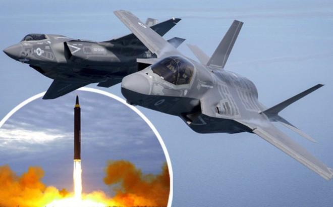Dùng F-35 bắn hạ tên lửa liên lục địa Triều Tiên: Nước cờ cao tay hay ý tưởng điên rồ?