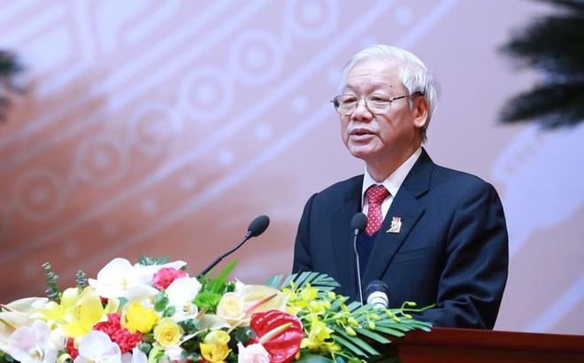 Tổng Bí thư Nguyễn Phú Trọng: Thanh niên nhất định phải làm chủ nước nhà một cách xứng đáng nhất