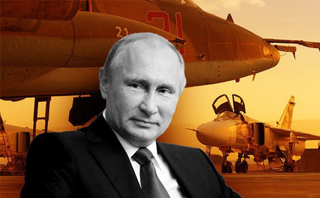 Tổng thống Putin tuyên bố chiến thắng, ra lệnh rút quân khỏi Syria
