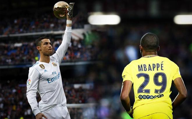 6 năm sau cú xoa đầu của Ronaldo, cậu nhóc ngày nào đã sẵn sàng đả bại thần tượng