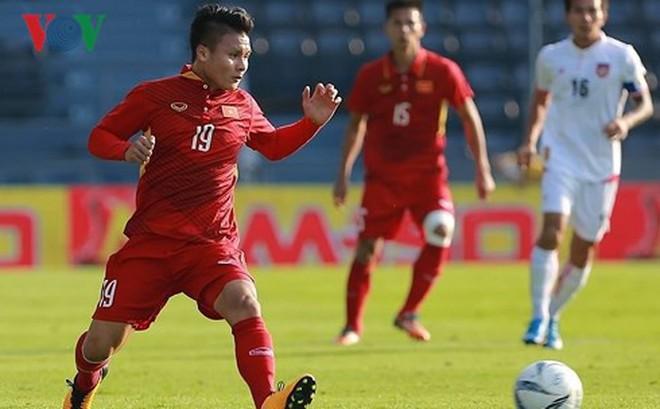 U23 Việt Nam sáng cửa vào chơi trận chung kết giải M-150 Cup 2017