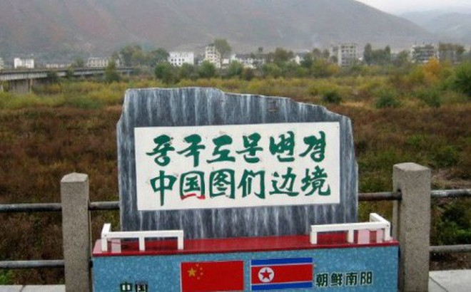 Công ty Trung Quốc để lộ tin đang xây trại tị nạn gần Triều Tiên