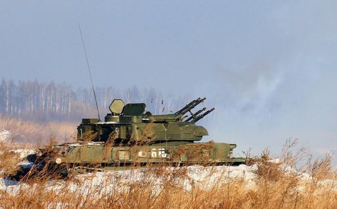 Pháo phòng không ZSU-23-4: Xé toạc niềm tự hào, đưa KQ Israel vào thời khắc đen tối nhất