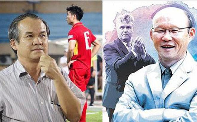 """[Ung thư di căn] Bóng đá Việt đã có một ông Đức """"nổ"""" còn chưa đủ hay sao, hả thầy Park??.,"""