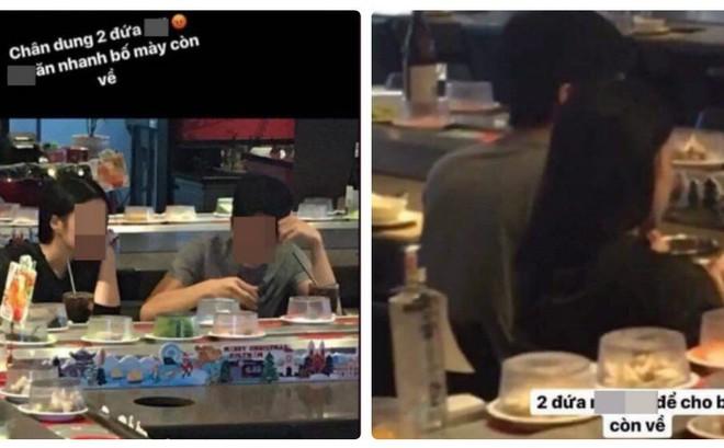 """Đi ăn muộn, bị nhân viên nhà hàng chụp hình đăng mạng xã hội """"ăn nhanh bố mày còn về"""""""