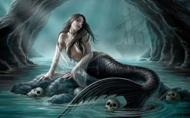 Những huyền thoại vừa hấp dẫn vừa rùng rợn đằng sau nhan sắc tuyệt trần của nàng tiên cá