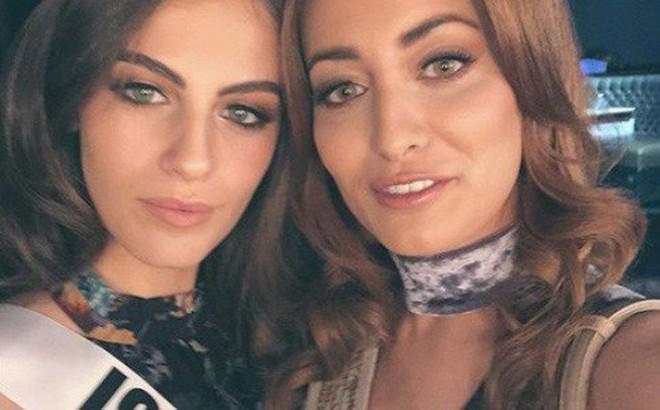 Vì bức ảnh này, cả gia đình Hoa hậu Iraq phải trốn chạy khỏi quê hương