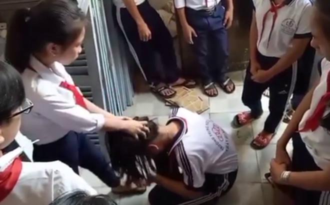 """Vụ 3 nữ sinh bị đánh dã man: Giảm """"án"""" cho 1 nữ sinh lớp 9"""