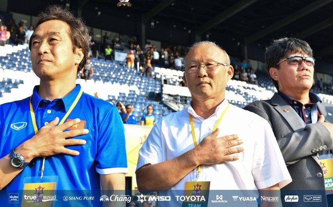 [Qúy ngài lạnh lùng]: Làm điều xưa nay hiếm, HLV Park Hang-so ôm mộng gây sốc chấn động tại sân chơi châu Á U23 Châu Á 2018??.,