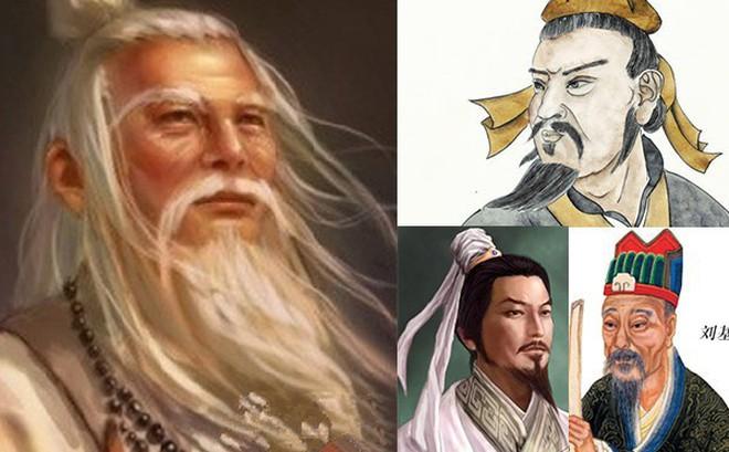 10 nhân vật thông minh kiệt xuất nhất lịch sử TQ: Gia Cát Lượng, ...