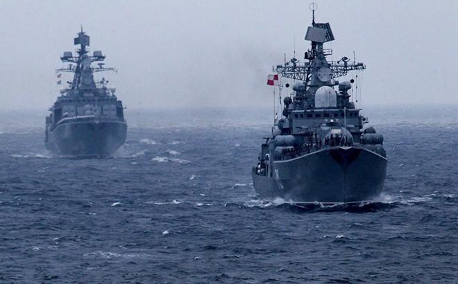 Vì sao quân đội Nga rầm rộ triển khai lực lượng tại Kamchatka?