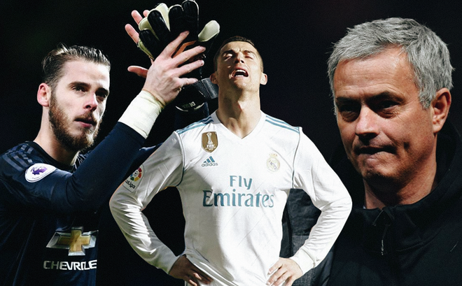 Man United: Đừng mua Ronaldo, mà hãy bán David de Gea!