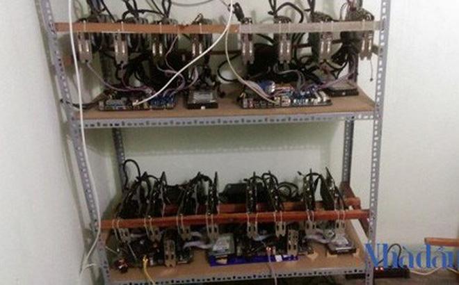 Đột nhập những 'mỏ' đào Bitcoin bí mật giữa Hà Nội