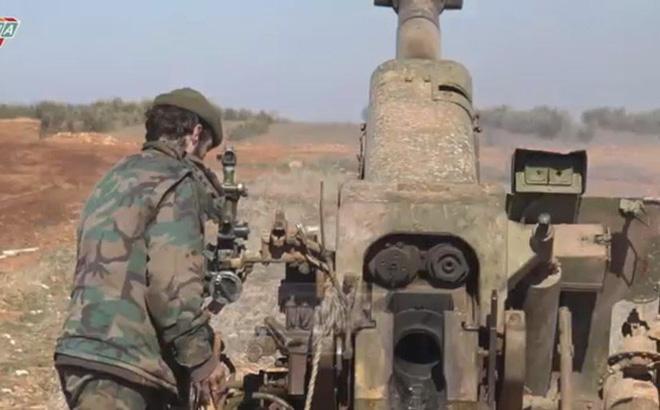 """""""Hổ Syria"""" tung đòn dữ dội hủy diệt phiến quân phía bắc Hama"""